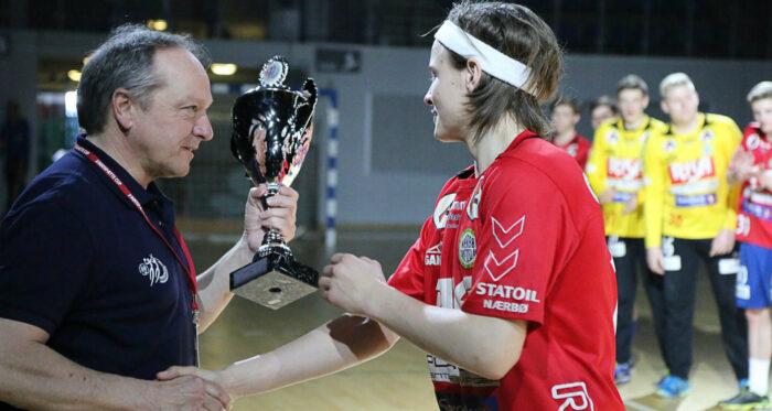 Danmarks största internationella handbollsturnering för ungdomar