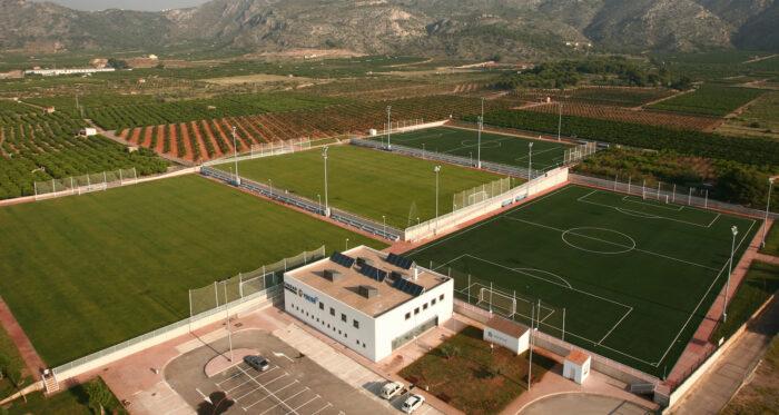 Fotbollsanläggningen